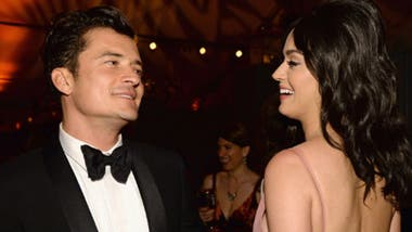 Katy Perry y Orlando Bloom, separados