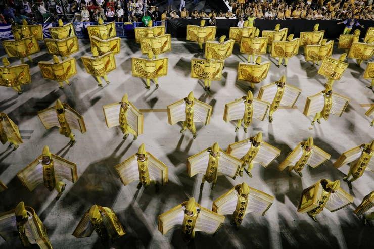 Escuela de samba Unidos da Tijuca