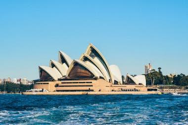 Una vista de Sydney