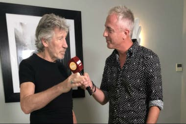 Marley entrevistó a Roger Waters