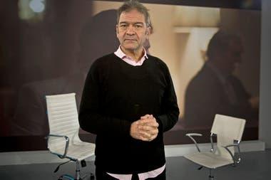 César Bordón, el actor que interpretó a Hugo López en la serie de Luis Miguel