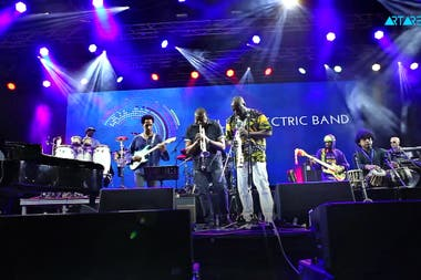 Miles Electric Band