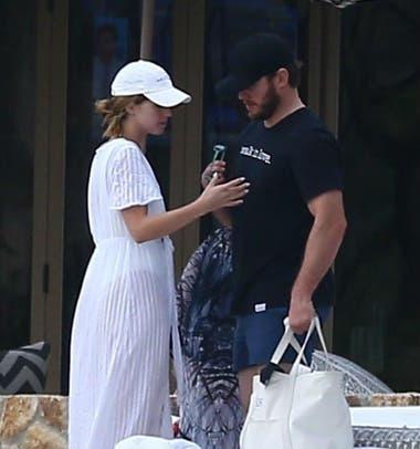 El actor y la escritora comenzaron su relación a mediados de 2018