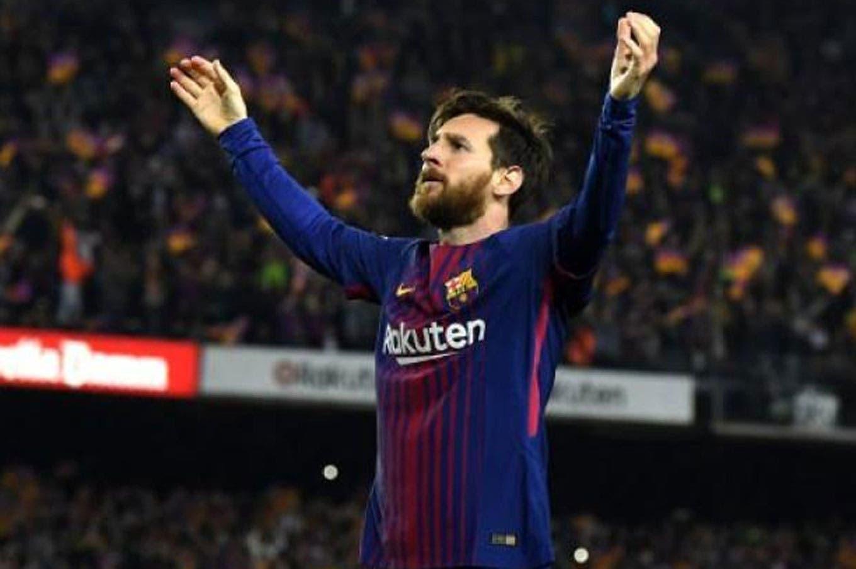 Imparable: sin jugar, Lionel Messi logró un nuevo premio en Europa