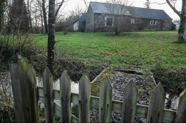 La casa de campo del presidente del Parlamento Richard Ferrand en Bretaña fue objeto de un intento de incendio