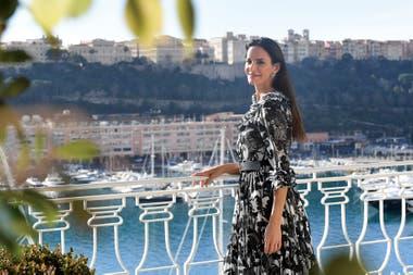 1dc103d63 A solas en Mónaco con Luciana Aymar