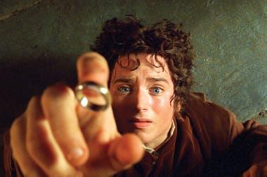 Frodo Bolsón (Elijah Wood), uno de los protagonistas de la trilogía de El Señor de los Anillos dirigida por Peter Jackson