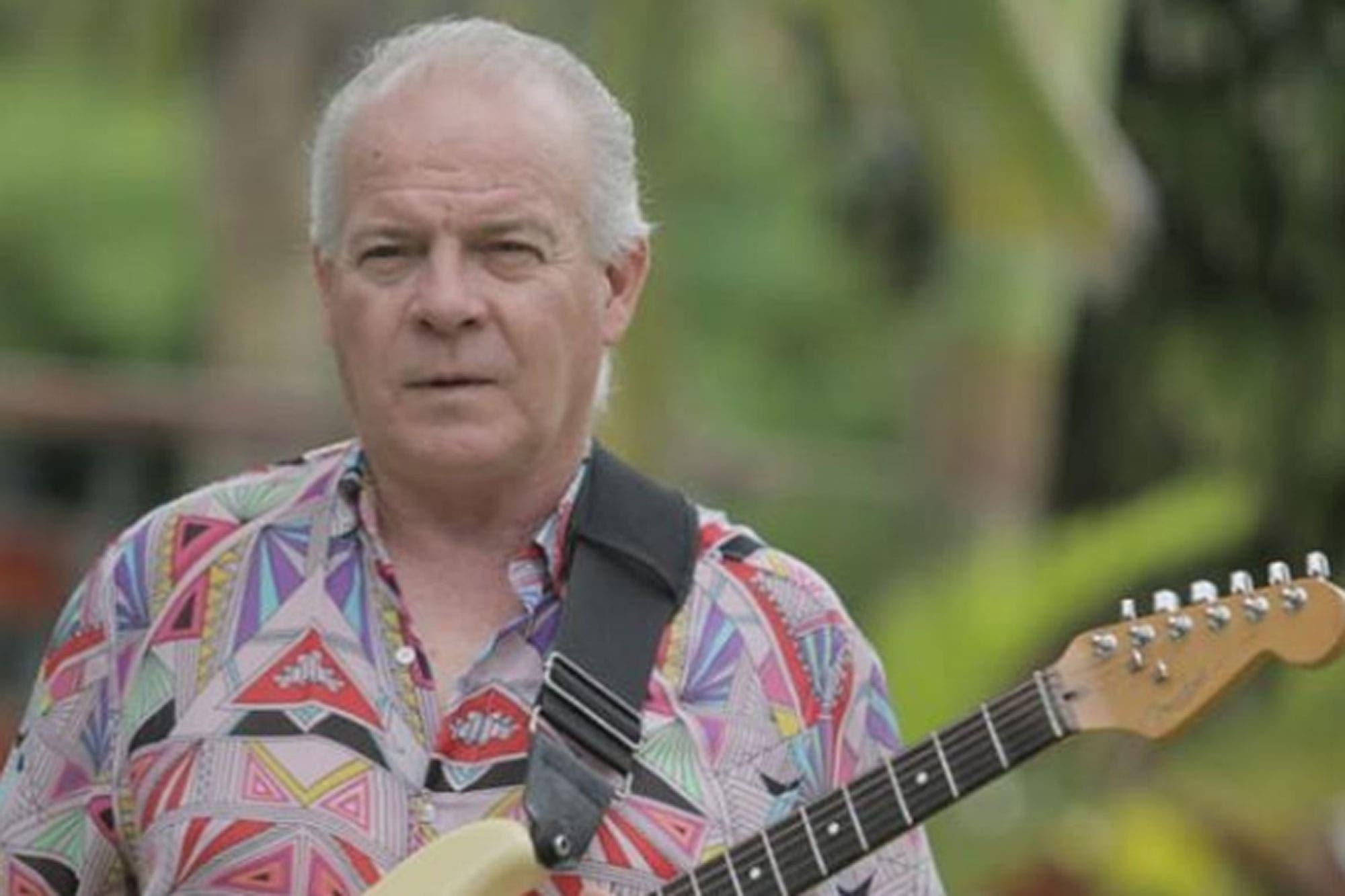 Murió Jorge Omar Grenón, músico histórico de Los Palmeras