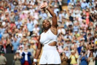 Imparable: Serena Williams va a la caza de otra leyenda en Wimbledon
