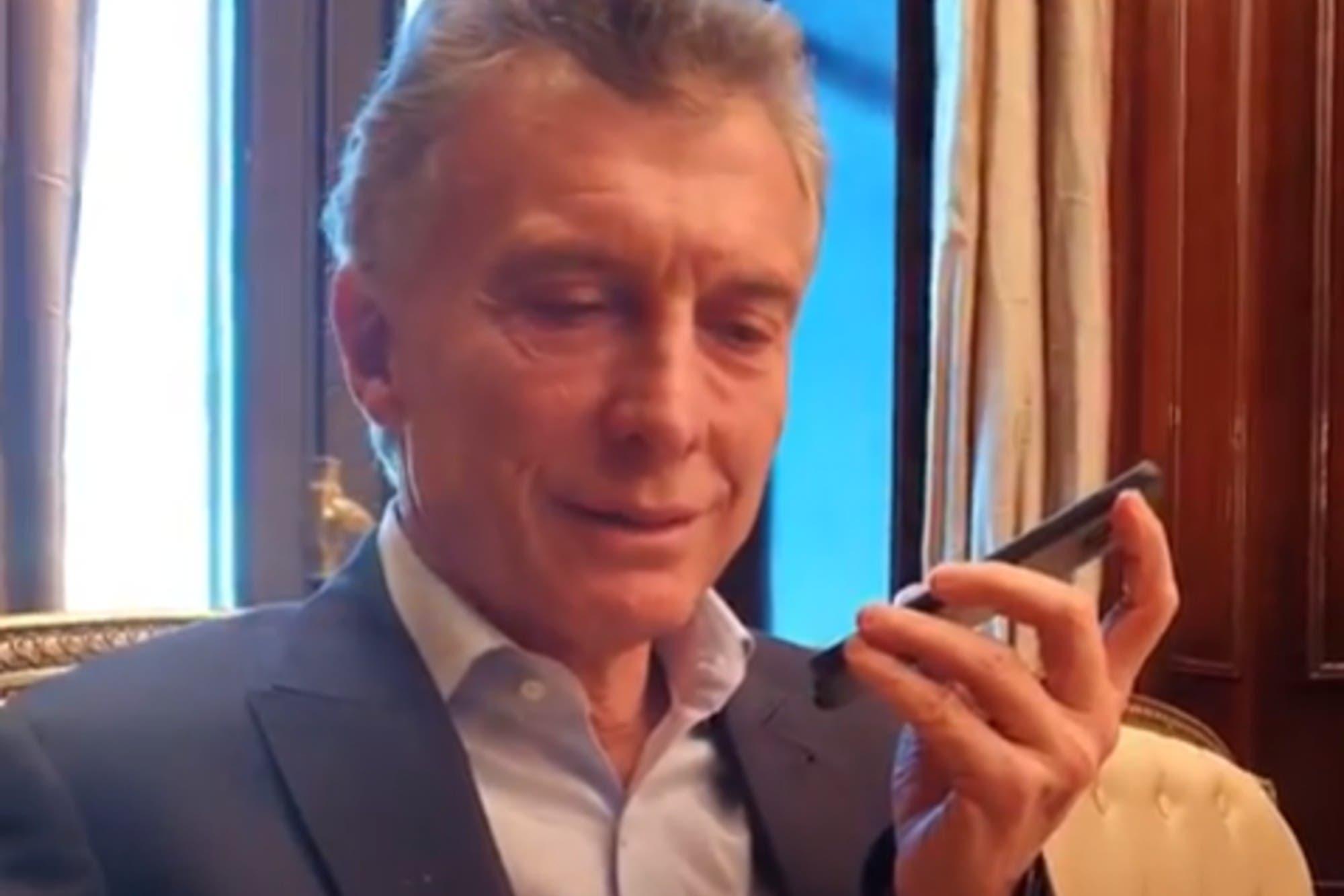 """Macri llamó al chico que ganó US$900.000 en el Fortnite: """"Sos un orgullo nacional"""""""