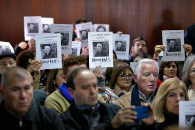 La abogada de la familia Olivera, Adriana Mercado Luna, había pedido 20 años de cárcel para Milani y lo mismo para Catalán y Santacroce.