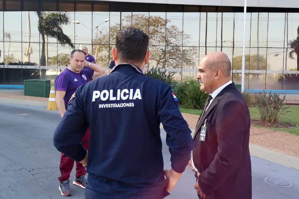 Resultado de imagen para Paraguay trasladó a Nicolás De La Cruz