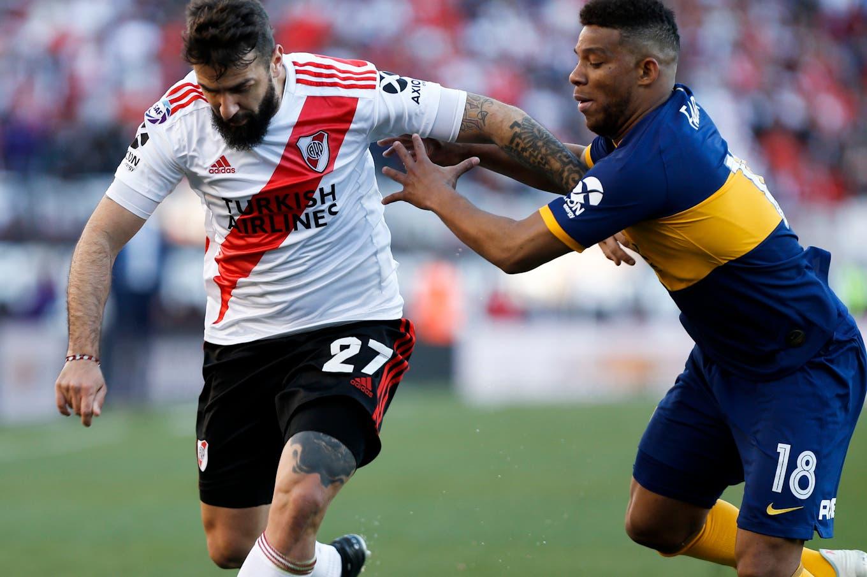 River-Boca, por la Superliga: un 0-0 como lo quiso Alfaro y no lo pudo quebrar el millonario