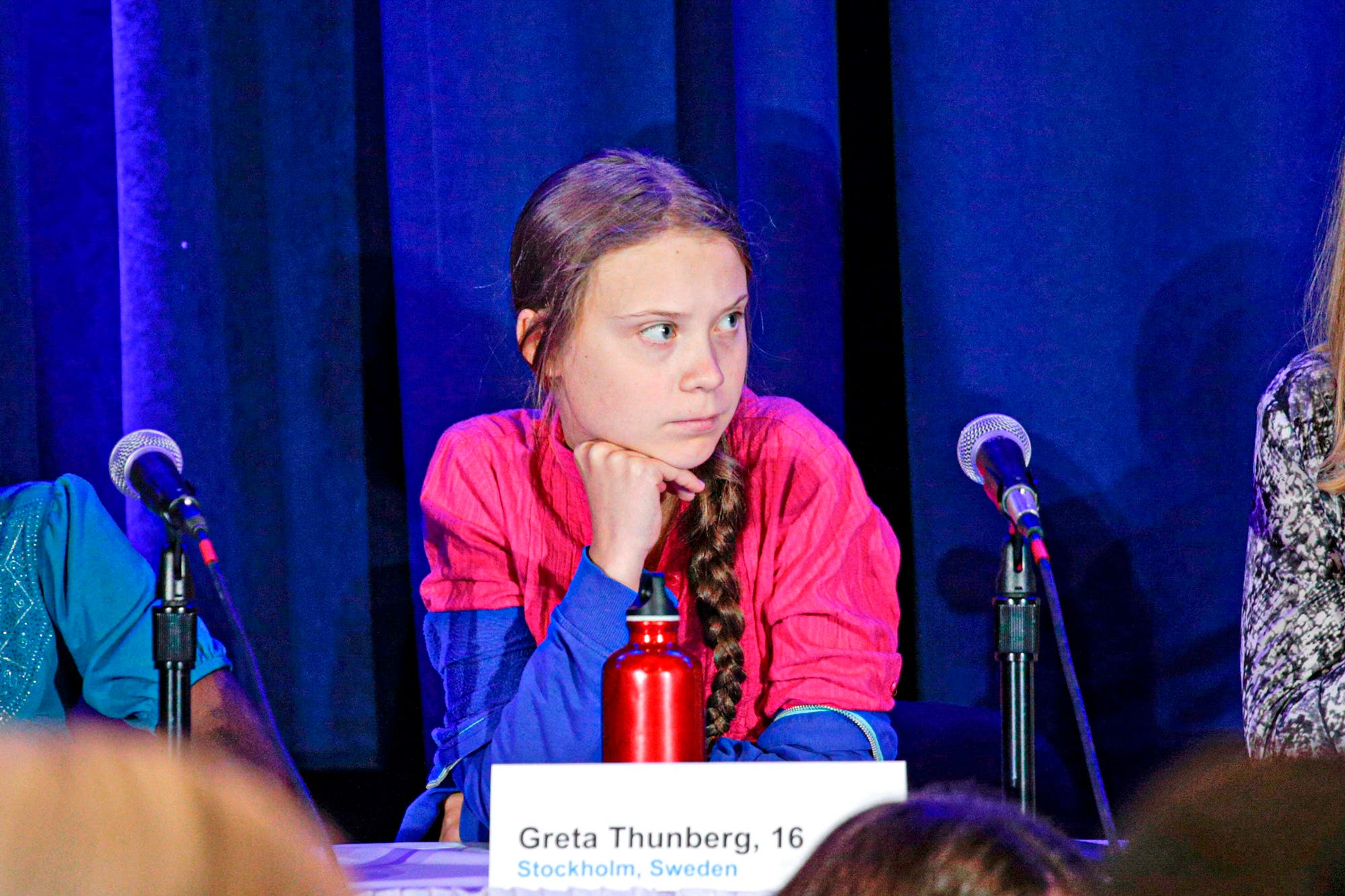 La madre de Greta Thunberg es una famosa cantante europea