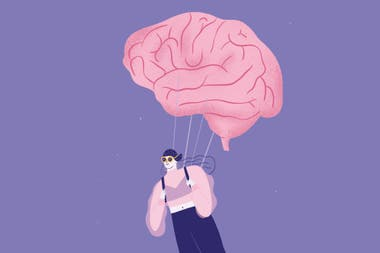 Impulsá tu creatividad estimulando esta pequeña porción de tu cerebro.