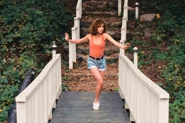"""Jennifer Grey, la elegida para componer a Frances """"Baby"""" Houseman, una adolescente que se enamoraba de su profesor de baile"""