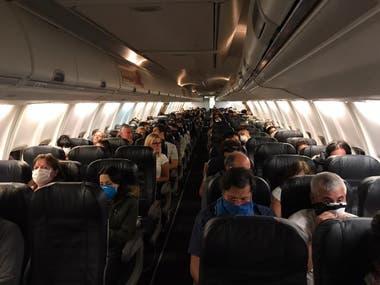 El vuelo de Flybondi para repatriar argentinos desde San Pablo