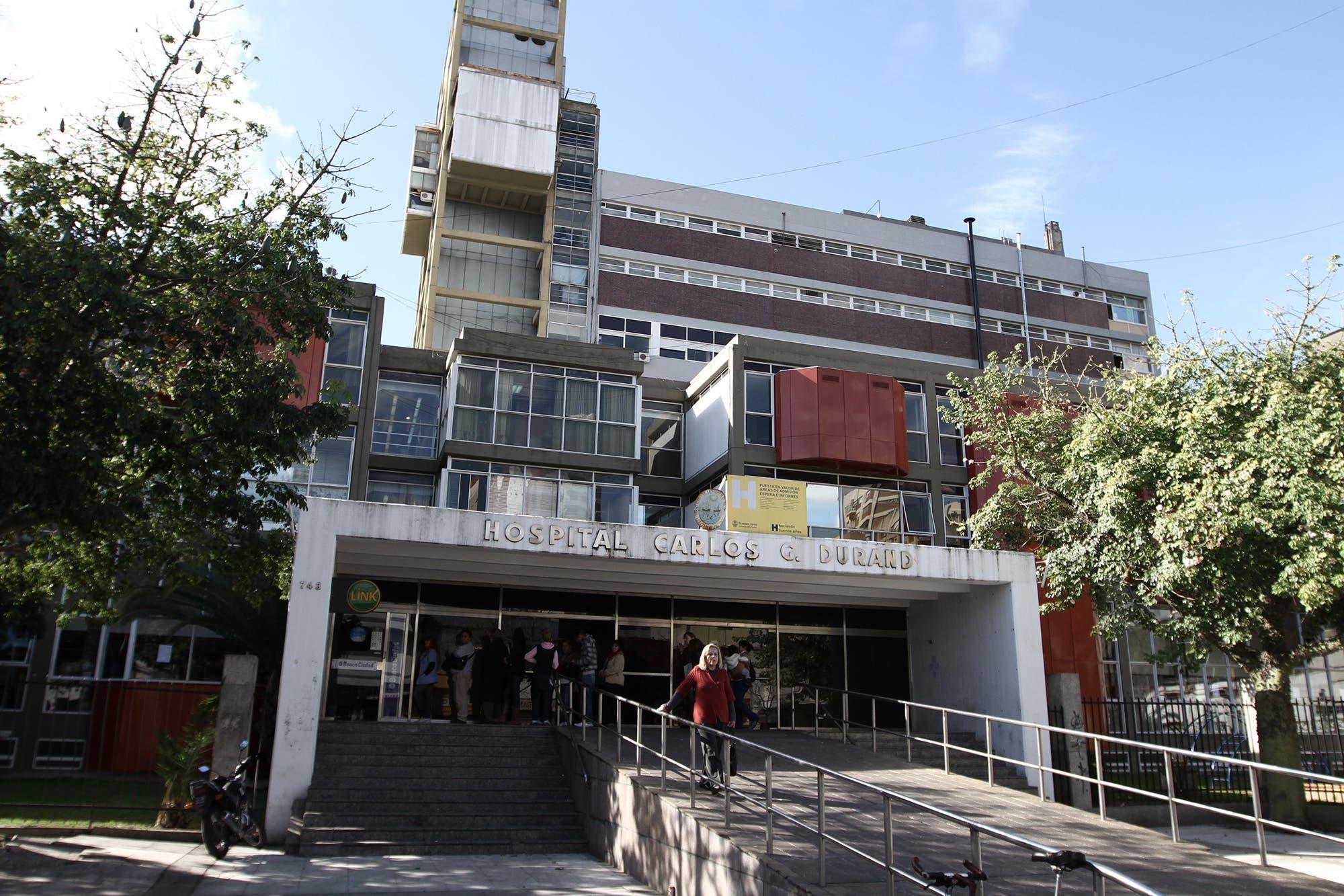 Coronavirus. Se registró un nuevo contagio entre el personal de salud del Hospital Durand