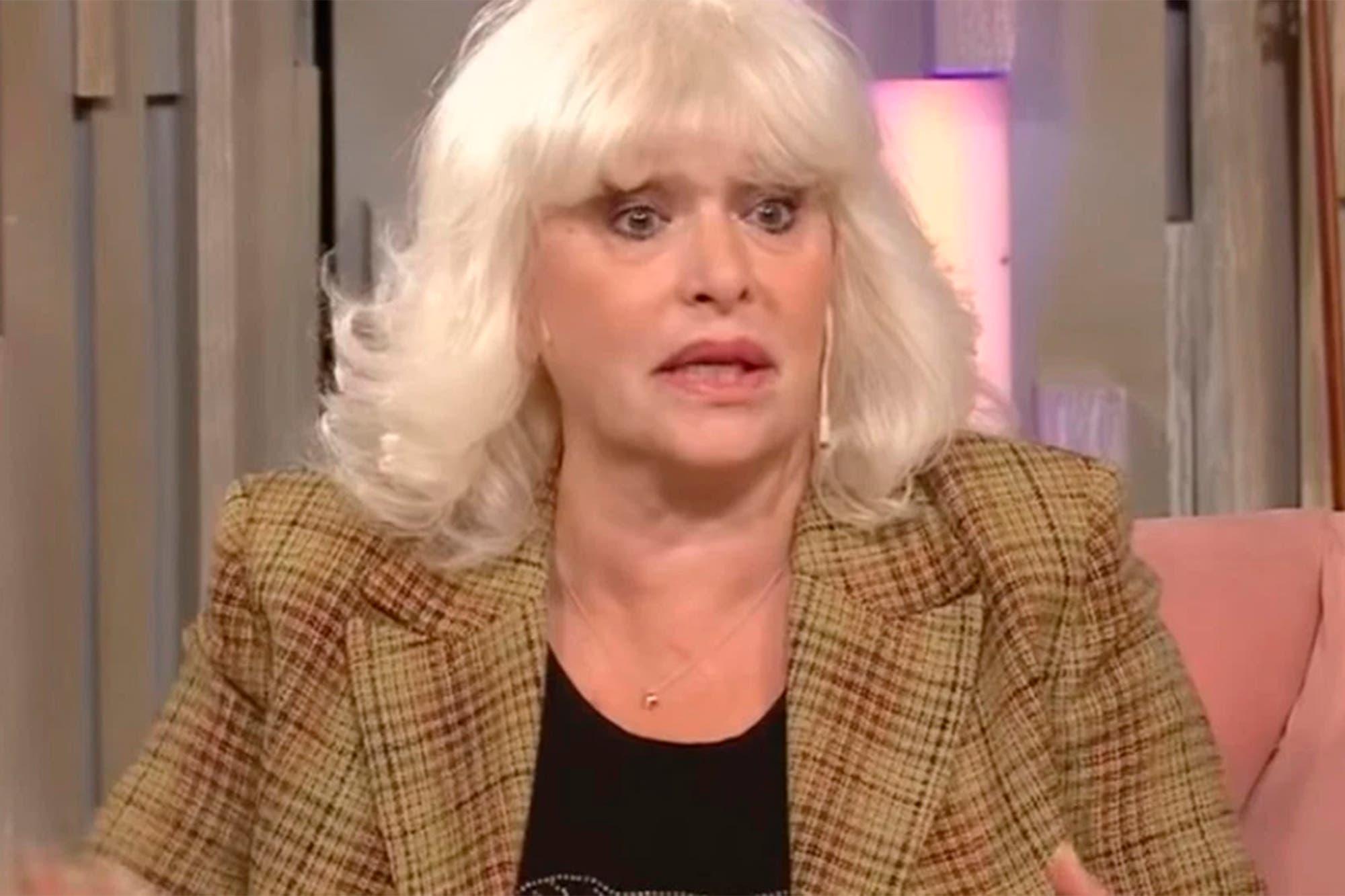 ¿Luisa Albinoni se queda en el Cantando?