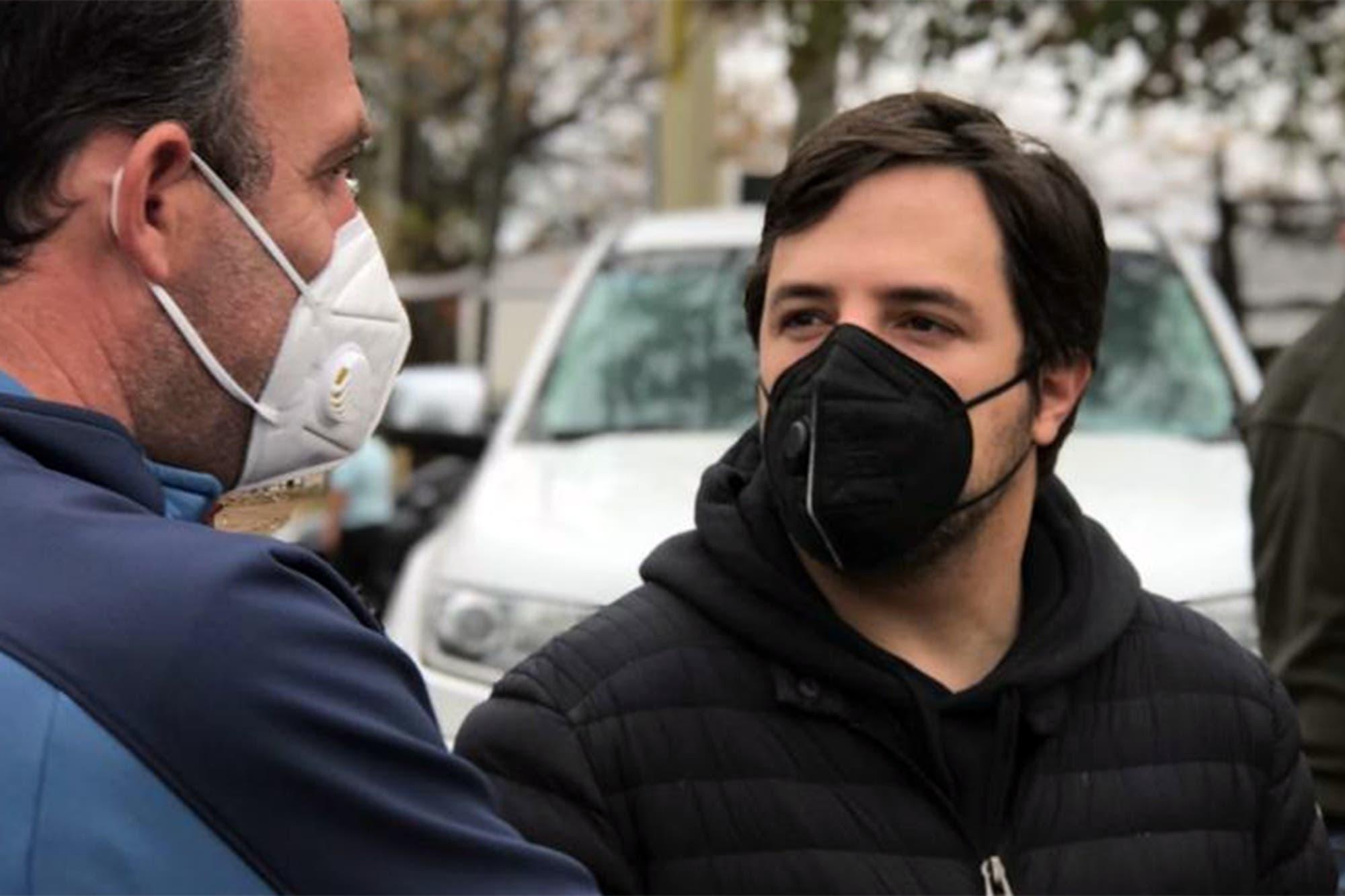 """Nicolás Kreplak: """"Es mejor restringir los movimientos antes de que colapse el sistema"""""""