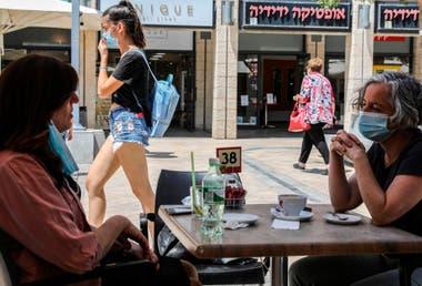 El retorno a la normalidad a mediados de junio en Jerusalén