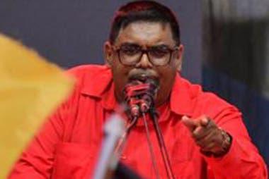 Ali fue congresista y ministro antes de llegar a la presidencia.