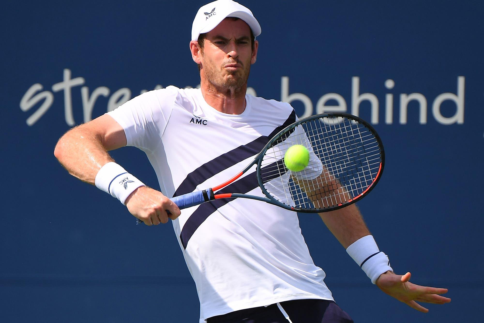 Masters 1000 de Cincinnati: el regreso triunfal de Andy Murray tras 10 meses y la defensa que Novak Djokovic hizo de Guido Pella