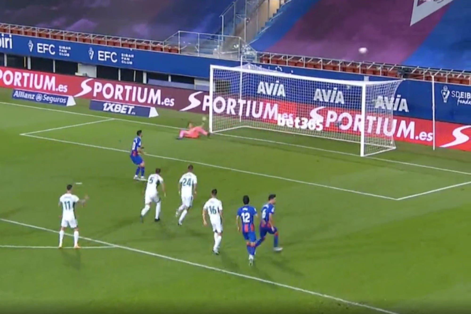Eibar-Elche: gol de Lucas Boyé y primer triunfo del equipo más argentino de la Liga de España