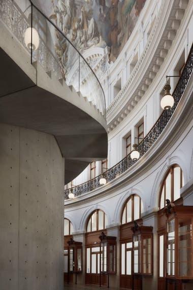 La Bolsa de Comercio marcará una nueva etapa en el proyecto cultural de Pinault de construir una red internacional de museos de tamaño humano