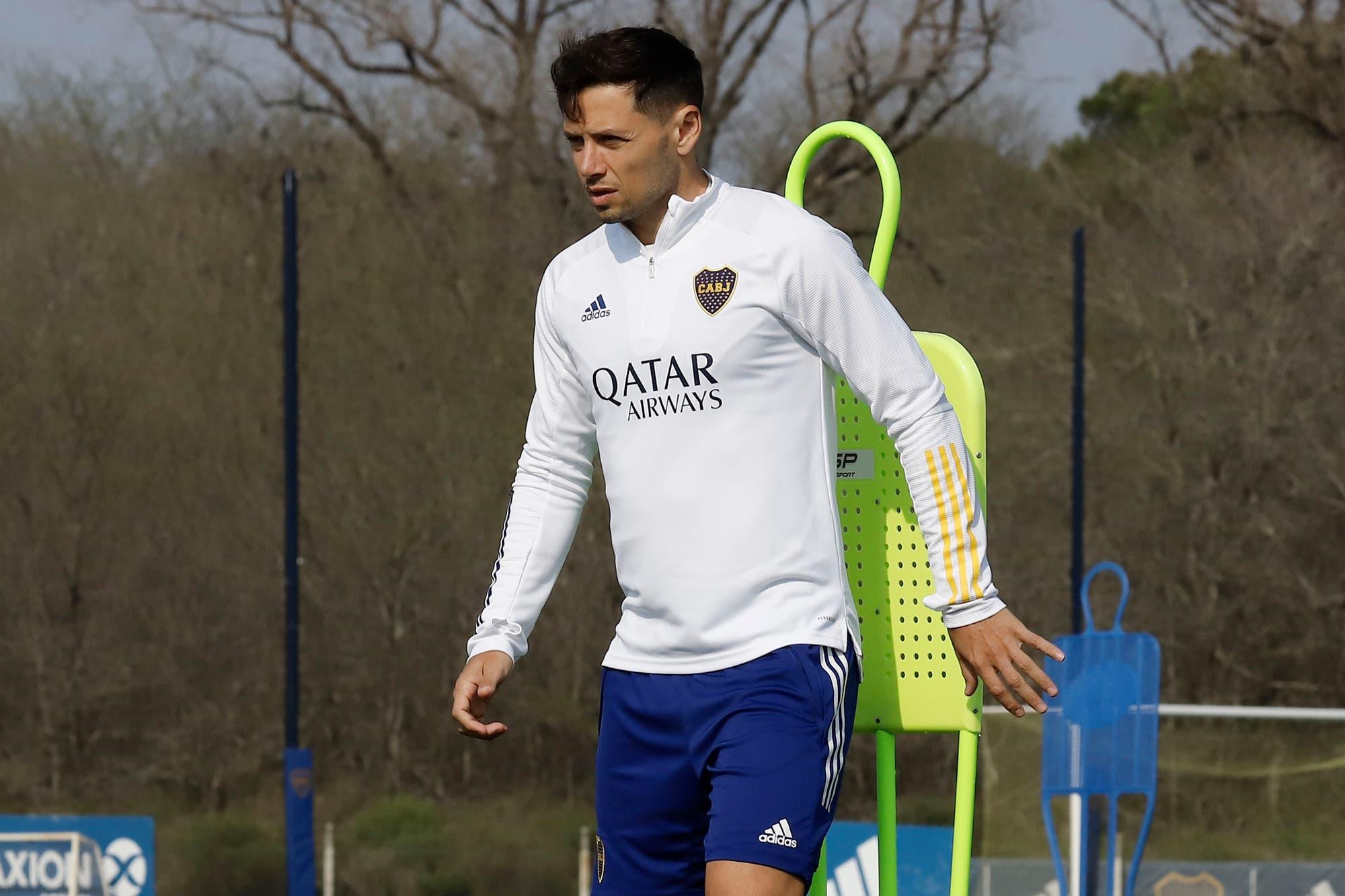 Boca sufre con Mauro Zárate: sufrió otro desgarro y se pierde el comienzo de la Liga Profesional