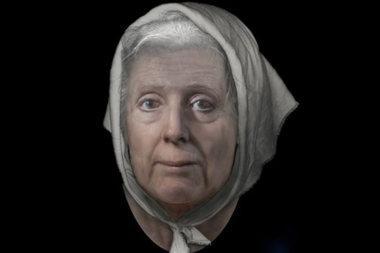Lilias Adie murió en prisión en 1704. Fue sospechosa de brujería