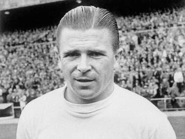 Ferenc Puskas, el legendario goleador húngaro
