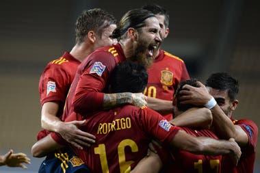 España goleó a Alemania por 6 a 0, la mayor paliza de la historia recibida  por los germanos - LA NACION