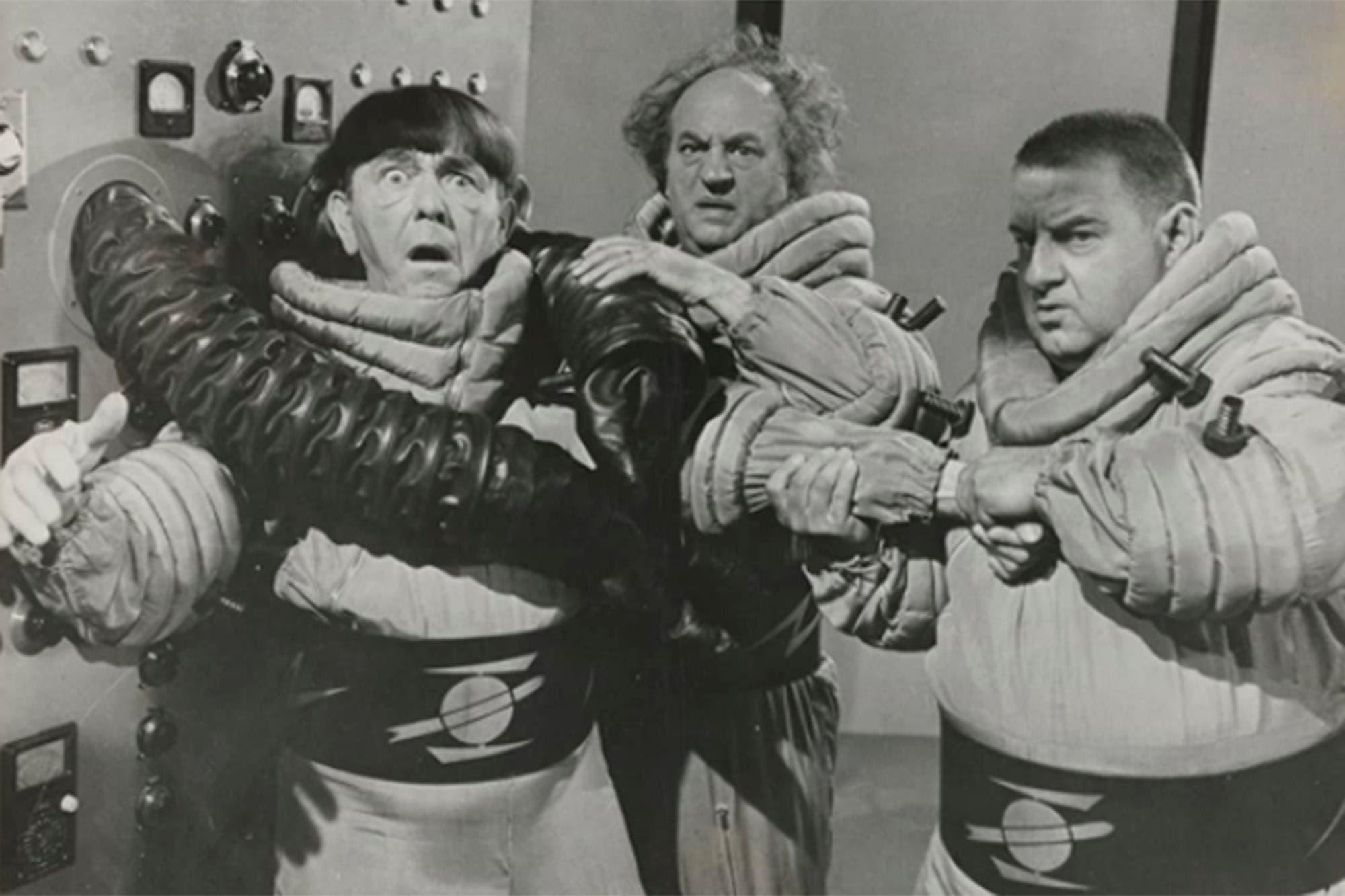 Streaming: volvieron Los Tres Chiflados con un canal propio en Pluto TV