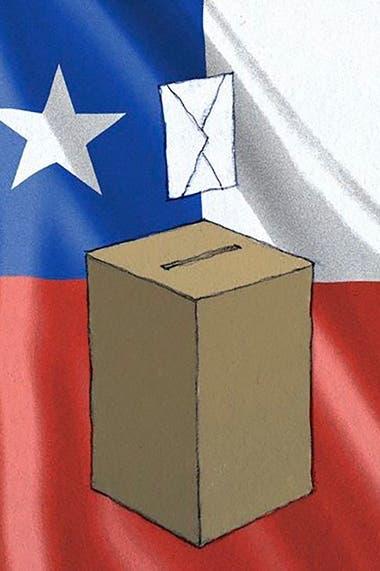 Un agitado año electoral en Chile
