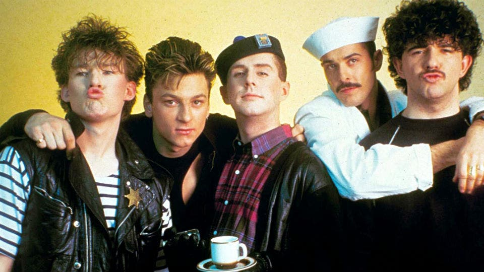 "Frankie Goes to Hollywood, recordados por su hit ""Relax"""