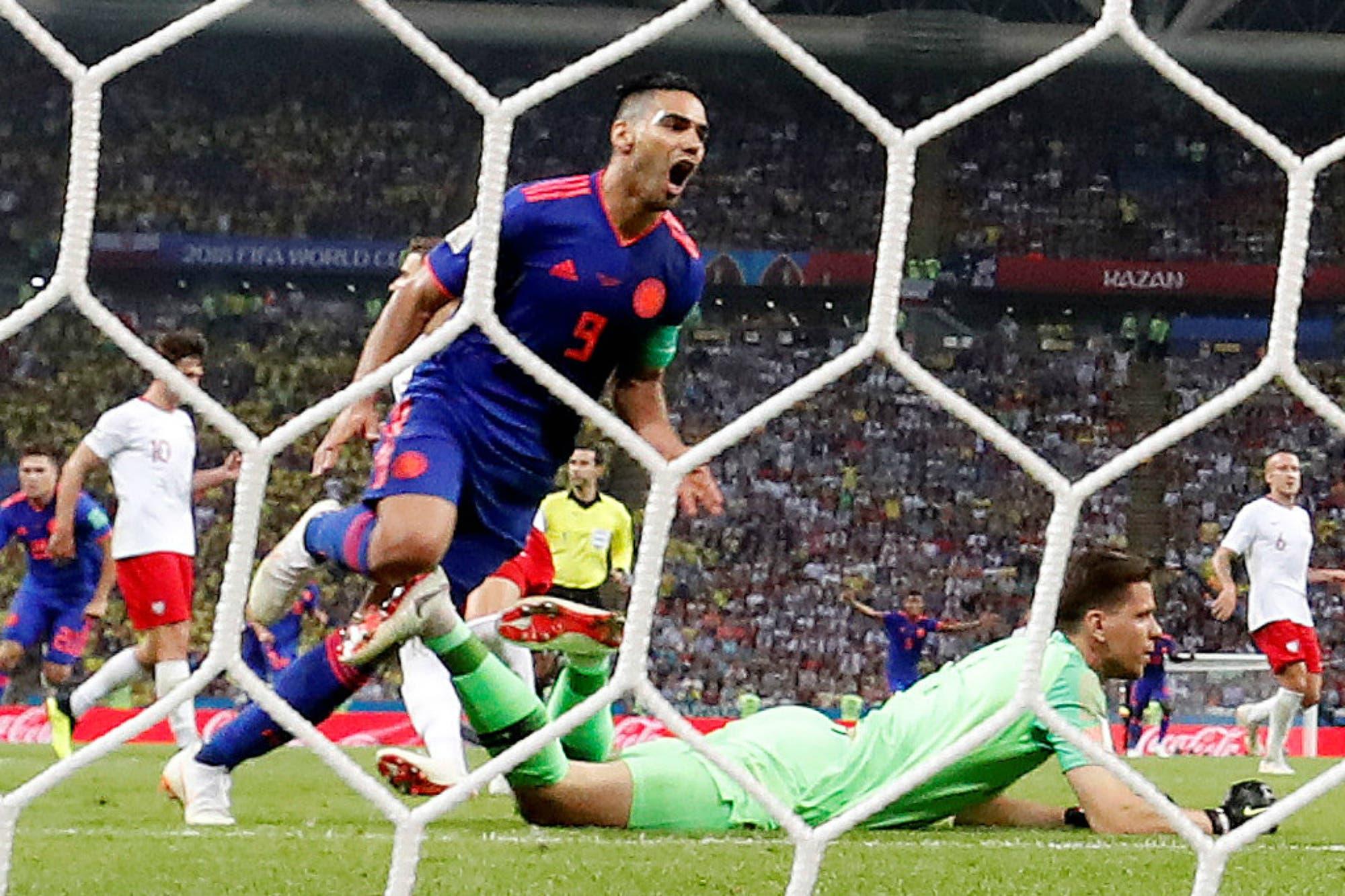 Colombia-Polonia, Mundial Rusia 2018: el video de los goles de la victoria cafetera