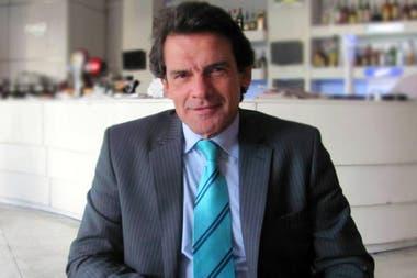 Claudio Rigoli, conductor de Argentina en vivo