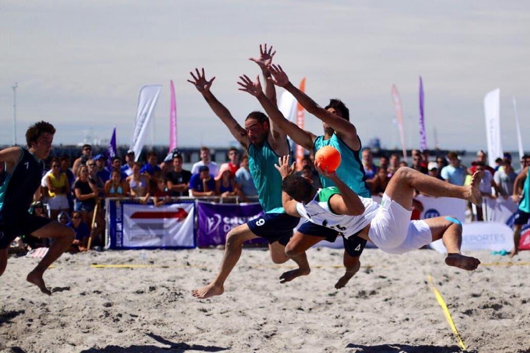 64243d51f La evolución de Juegos Nacionales de Playa  qué son y cuáles son sus  objetivos