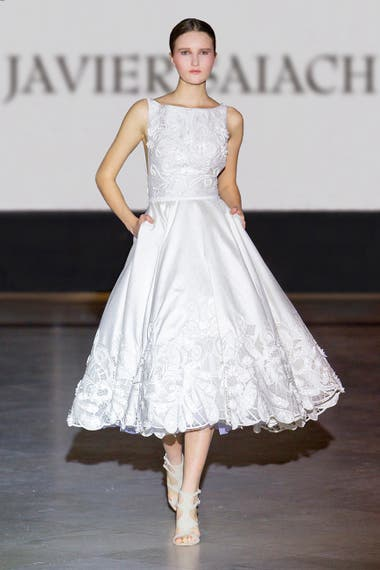 Internacional. Trajes de novias en Madrid Bridal Fashion Week