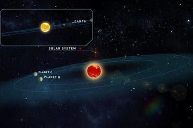 El hallazgo fue publicado en la revista científica Astronomía y Astrofísica