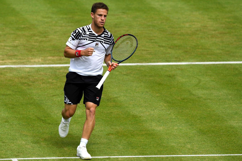 Diego Schwartzman-Matthew Ebden, Wimbledon: el Peque arranca en el césped londinense