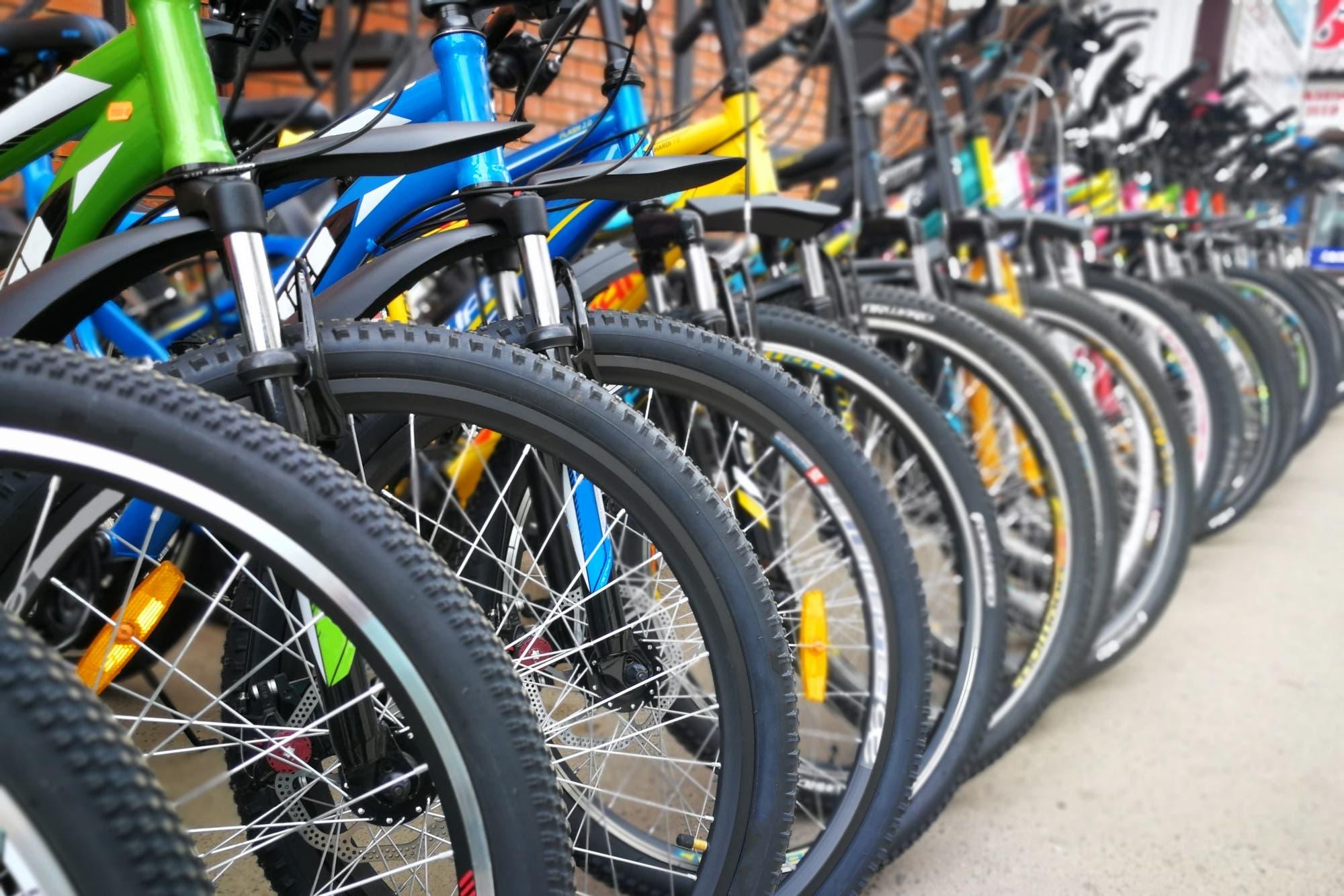 Después de los autos, ahora es el turno de las bicicletas autónomas
