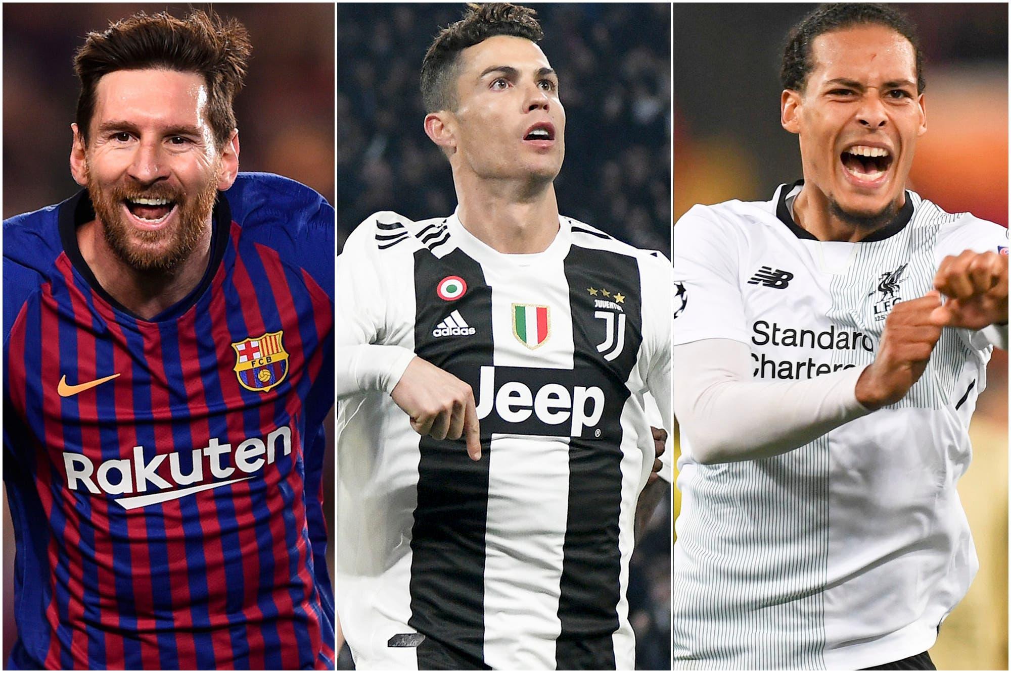 La UEFA decide si Lionel Messi fue el mejor de la temporada pasada y se sortea la Champions League