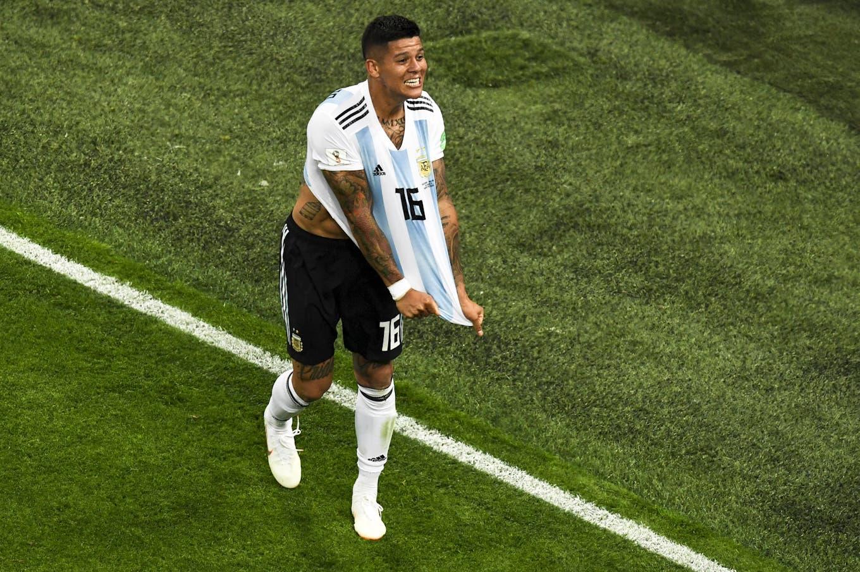 Selección argentina. La vuelta de Marcos Rojo y varias sorpresas entre las listas de Scaloni y Batista