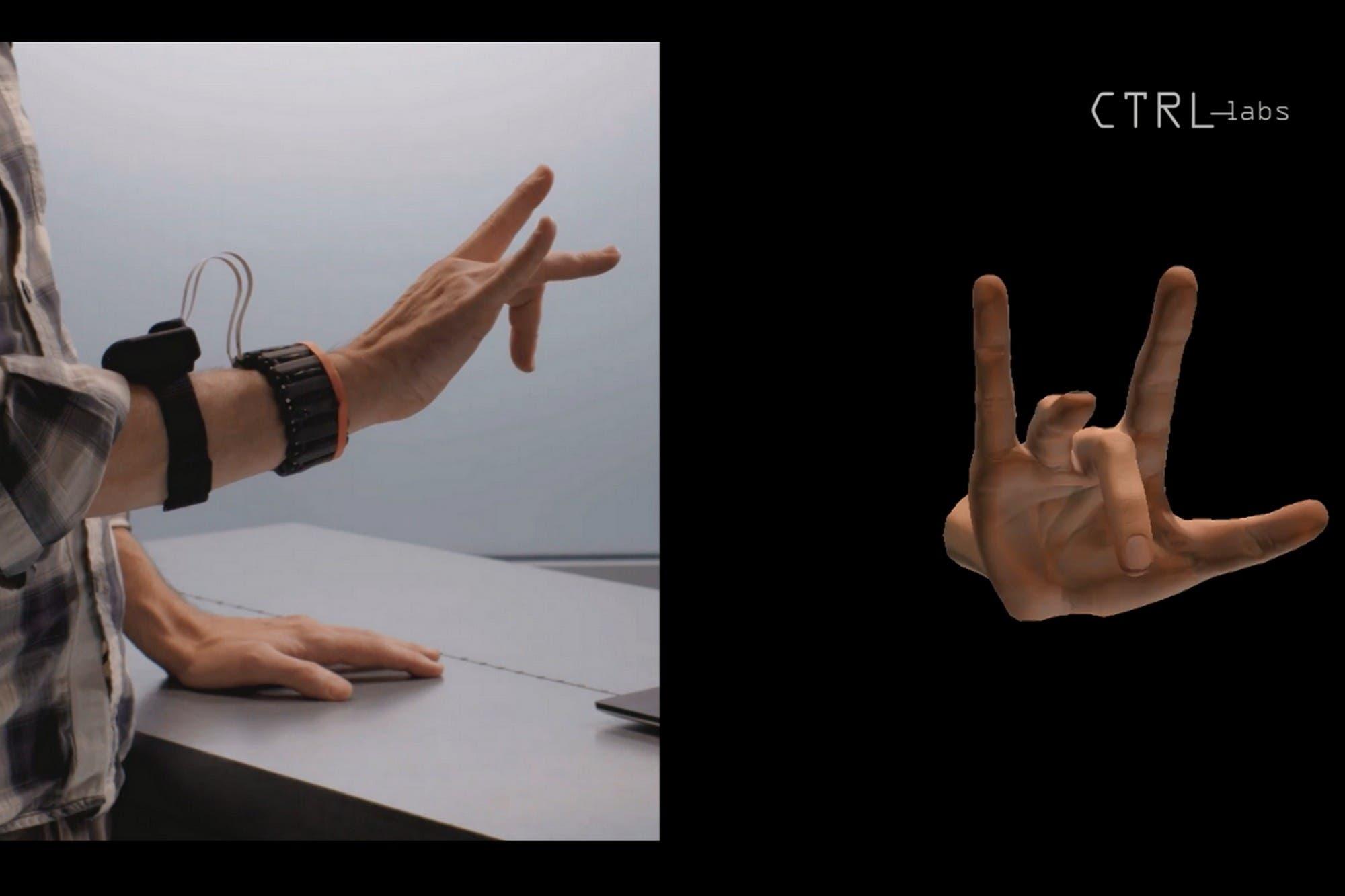 Facebook compró CTRL Labs, una firma que promete controlar una PC con la mente