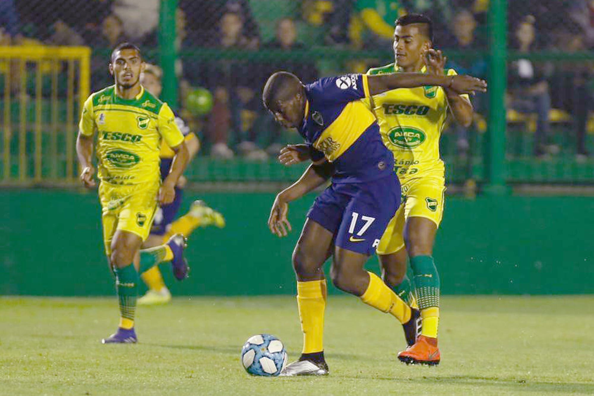 Defensa y Justicia-Boca, por la Superliga: Almendra le da a los xeneizes el primer grito en Florencio Varela