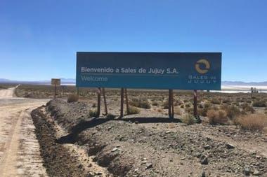 """Sales de Jujuy es la """"joint venture"""" encargada de extraer litio en Olaroz Cauchari"""