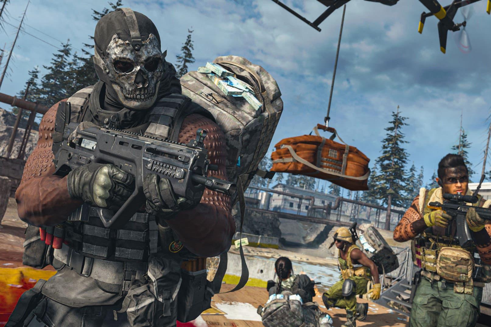 Todos contra todos: así es Warzone, la versión battle royale gratis de Call of Duty