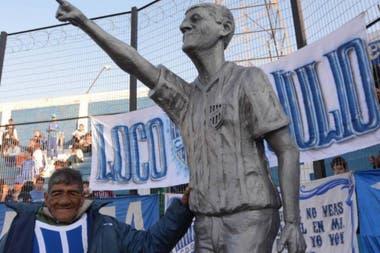 El Loco Julio, alguien que lo dio todo por el amor a Godoy Cruz de Mendoza